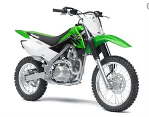 2017 KAWASAKI KLX140 $46.00 BI-WEEKLY TAX IN! O.A.C