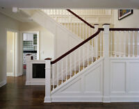 Hardwood/Laminate/Stairs Floor Installations