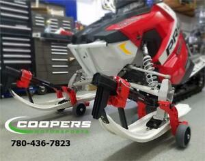 Ski Wheels, makes moving your machine easy, call Coopers!