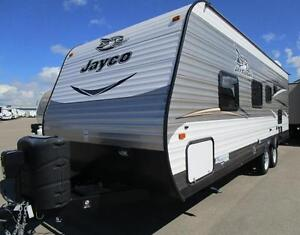 2016 JAY FLIGHT 23 RB - JAYCO QUALITY! SUPER CLEAN!