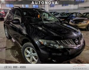 ***2009 NISSAN MURANO S AWD***/TOIT PANORAMIQUE /514-994-4887.
