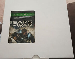 Brand New In Box Gears Of War 4 for Xbox One/Windows10 Worth $80