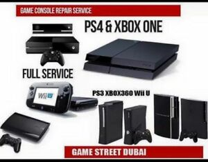 Playstation,Xbox Repair and Wii Repair
