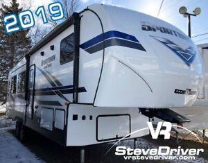 2019 KZ-RV Sportsmen 303RL
