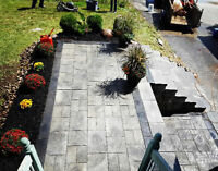 INTERLOCK, LANDSCAPING, CALL NOW AND SAVE