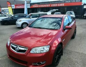 2013 Holden Berlina VE II MY12.5 Red 6 Speed Semi Auto Sedan Garbutt Townsville City Preview