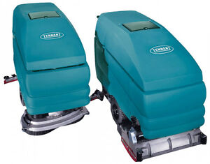 Tennant Floor Scrubber