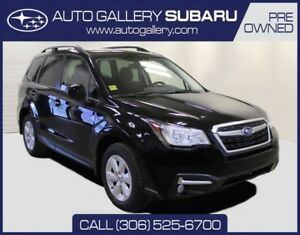 2018 Subaru Forester CONVENIENCE | FULL TIME AWD | BEST RESALE V