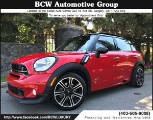 2015 MINI Cooper Countryman S AWD Warranty Certified SOLD!