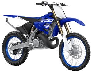 2019 YZ250X - YAMAHA MOTORCYCLE