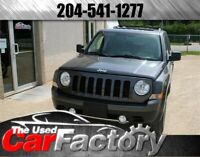 2014 Jeep Patriot Limited Winnipeg Manitoba Preview