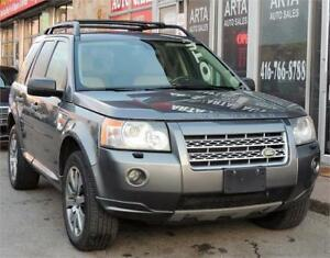 2008 Land Rover LR2 HSE*LEATHER*SUNROOF*AWD*NAV*3.2L*6CYL