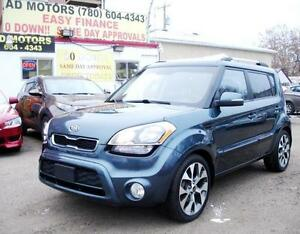 SOLD.. 2012 KIA SOUL 4U SUNROOF AUTO LOAD 103K-100% FINANCE