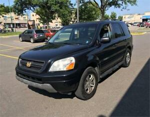 2003 Honda Pilot **AWD **Leather