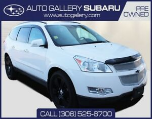 2011 Chevrolet Traverse LTZ | 7 SEATS | LEATHER | DUAL SUNROOF |