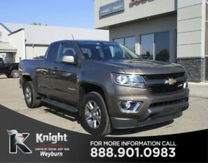 2015 Chevrolet Colorado 4WD Z71 NAV Back-Up Cam Heated Seats Rem