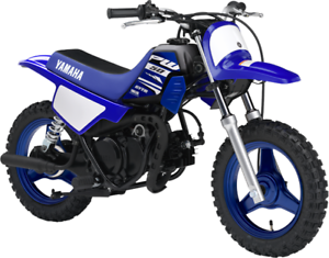 2018 YAMAHA - PW50 OFF-ROAD MOTOCYCLE