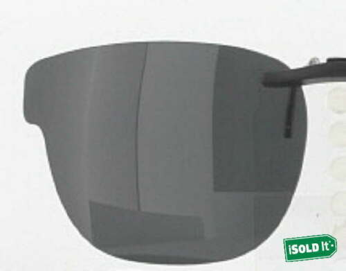 ba486257d0954a ... free shipping custom fit polarized clip on sunglasses for ray ban rb6335  54x17 t rb 0a410