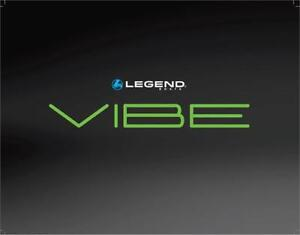2018 Legend Boats Vibe D19 - New Deck Boat From Legend!