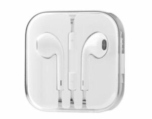 Brand new apple iphone  headphones have not been used ever