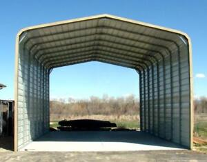 RV / Boat Metal Carports - Portable