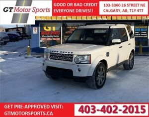2010 Land Rover LR4 | $0 DOWN - EVERYONE APPROVED