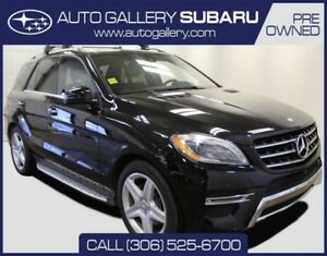 2015 Mercedes-Benz M-Class ML 350 | BUETEC DIESEL | 4MATIC | INT