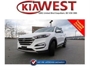 2017 Hyundai Tucson All-wheel Drive