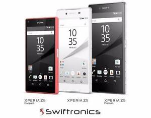NEW SONY XPERIA Z5 PREMIUM | Z5 | COMPACT FACTORY UNLOCKED