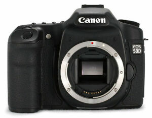 CANON 50D, Extra Battery, Complete Box, MINT!!!   Please READ th