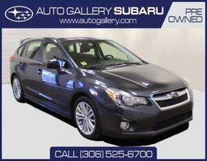 2014 Subaru Impreza 2.0i w/Sport Pkg