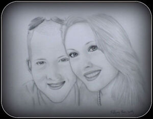 Have a HAND DRAWN sketch of your PHOTO...