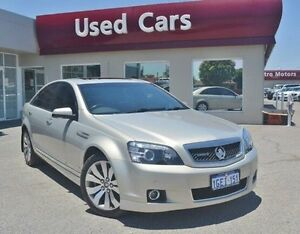 2011 Holden Caprice WM II V Gold 6 Speed Sports Automatic Sedan Bayswater Bayswater Area Preview