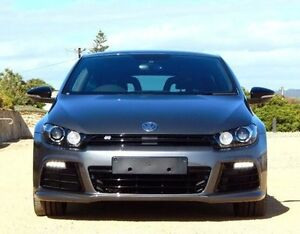 2012 Volkswagen Scirocco 1S MY12 R Coupe Grey 6 Speed Manual Hatchback Christies Beach Morphett Vale Area Preview