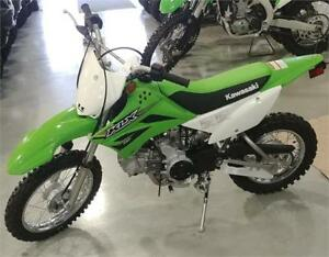 2017 Kawasaki KLX 110 **CRAZY DEAL**