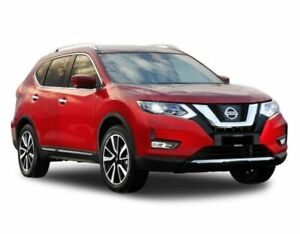 2017 Nissan X-Trail T32 Series II TL X-tronic 4WD Red 7 Speed Constant Variable Wagon Hoppers Crossing Wyndham Area Preview
