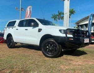 2017 Ford Ranger PX MkII XL Double Cab White 6 Speed Sports Automatic Utility Berrimah Darwin City Preview