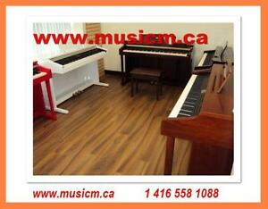 Digital Piano 88 Weighted Keys BRAND NEW warranty www.musicm.ca