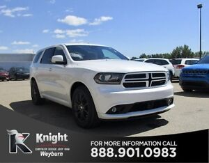 2017 Dodge Durango R/T Heated Leather Remote Start Back-Up Cam