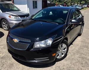 2012 Chevrolet Cruze LT *123,000km* Automatique / A/C / GRP ELEC