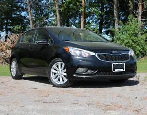 2015 Kia Forte Heated Front Seats|Bluetooth|Fog Lamps|AC|Cruise