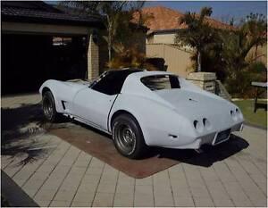 1974 Chevrolet Corvette Coupe Waroona Waroona Area Preview