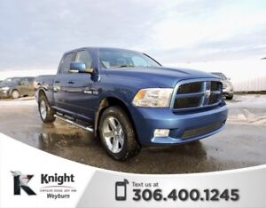 2009 Dodge Ram 1500 Sport Remote Start Tow Package Bluetooth