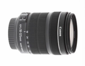 * Mint * Canon EF-S 18-135mm IS STM lens