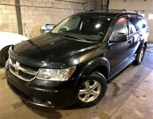 2010 DODGE JOURNEY SE 4 CYL 142,000KM CAMERA/MAGS *7 PASSAGERS*