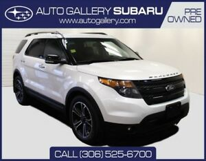 2013 Ford Explorer Sport | LEATHER | 3RD ROW | MUST SEE!