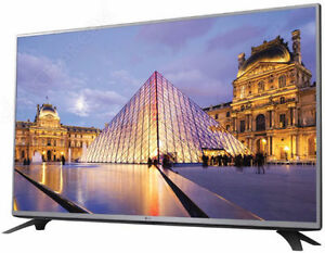 "AUBAINE TV LG 43"" LED 1080p ULTRA SLIM 24MOIS GARANTIE"
