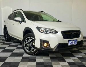 2019 Subaru XV G5X MY19 2.0i Premium Lineartronic AWD White 7 Speed Constant Variable Wagon Victoria Park Victoria Park Area Preview