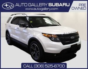 2013 Ford Explorer Sport - Leather - 3rd Row - Must See!
