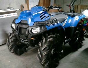 2017 Polaris Sportsman 850 High Lifter Edition